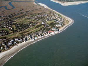 Isle of Palms – before nourishment