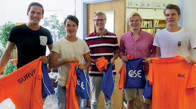 CSE Hosting Interns from TU Delft University