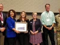 Robert L. Wiegel Coastal Project Award Presented to Myrtle Beach
