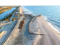 Pawleys Island Beach Renourishment Project Begins