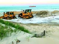 "Colleagues Publish ""A Century of U.S. Beach Nourishment"""
