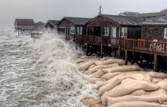 Global Climate Change and Sea Level Rise Summary for Coastal Communities